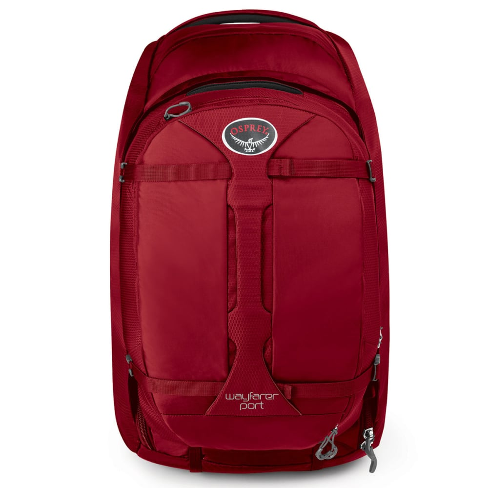 OSPREY Women's Wayfarer 70 Conversion Pack - GARNET