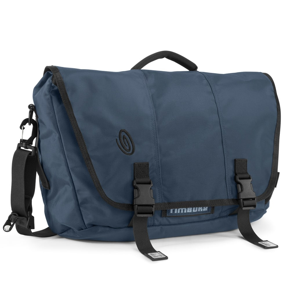TIMBUK2 Commute 2.0 Laptop Carrier, Medium - DUSK BLUE/BLACK