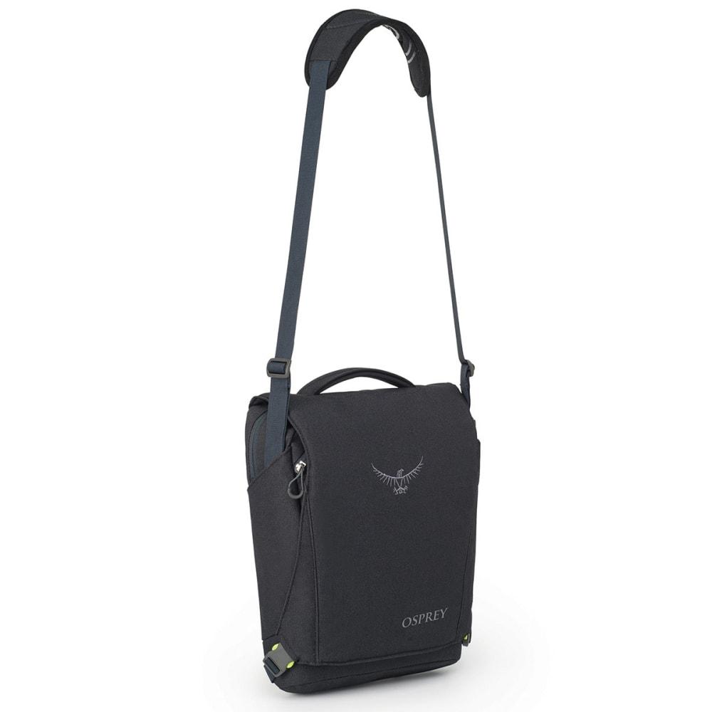 OSPREY Nano Port Shoulder Bag - BLACK