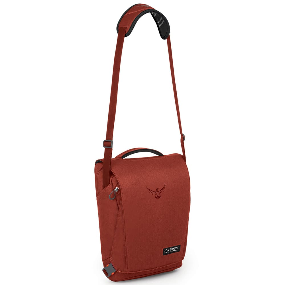 OSPREY Nano Port Shoulder Bag - PINOT RED