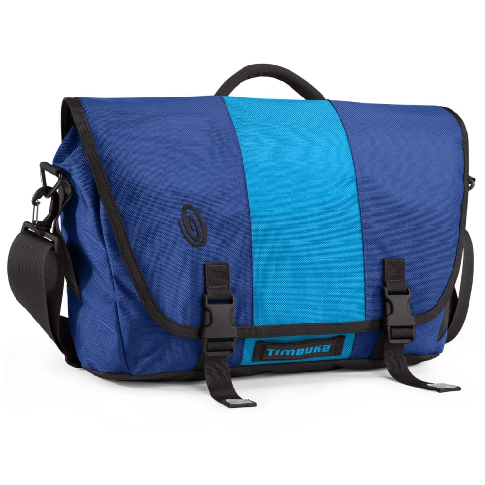 TIMBUK2 Commute Messenger Bag, M, Blue - NIGHT BLUE/PACIFIC/N