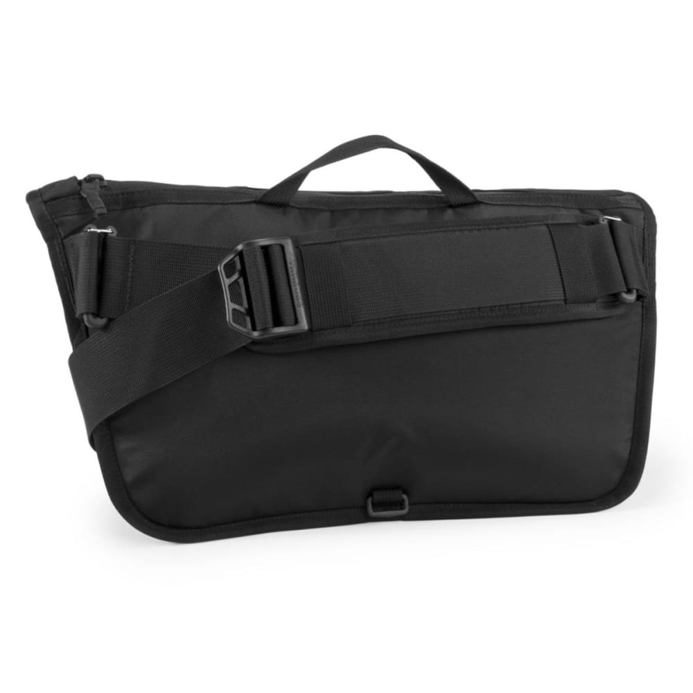 TIMBUK2 Catapult Messenger Bag, Medium - BLACK