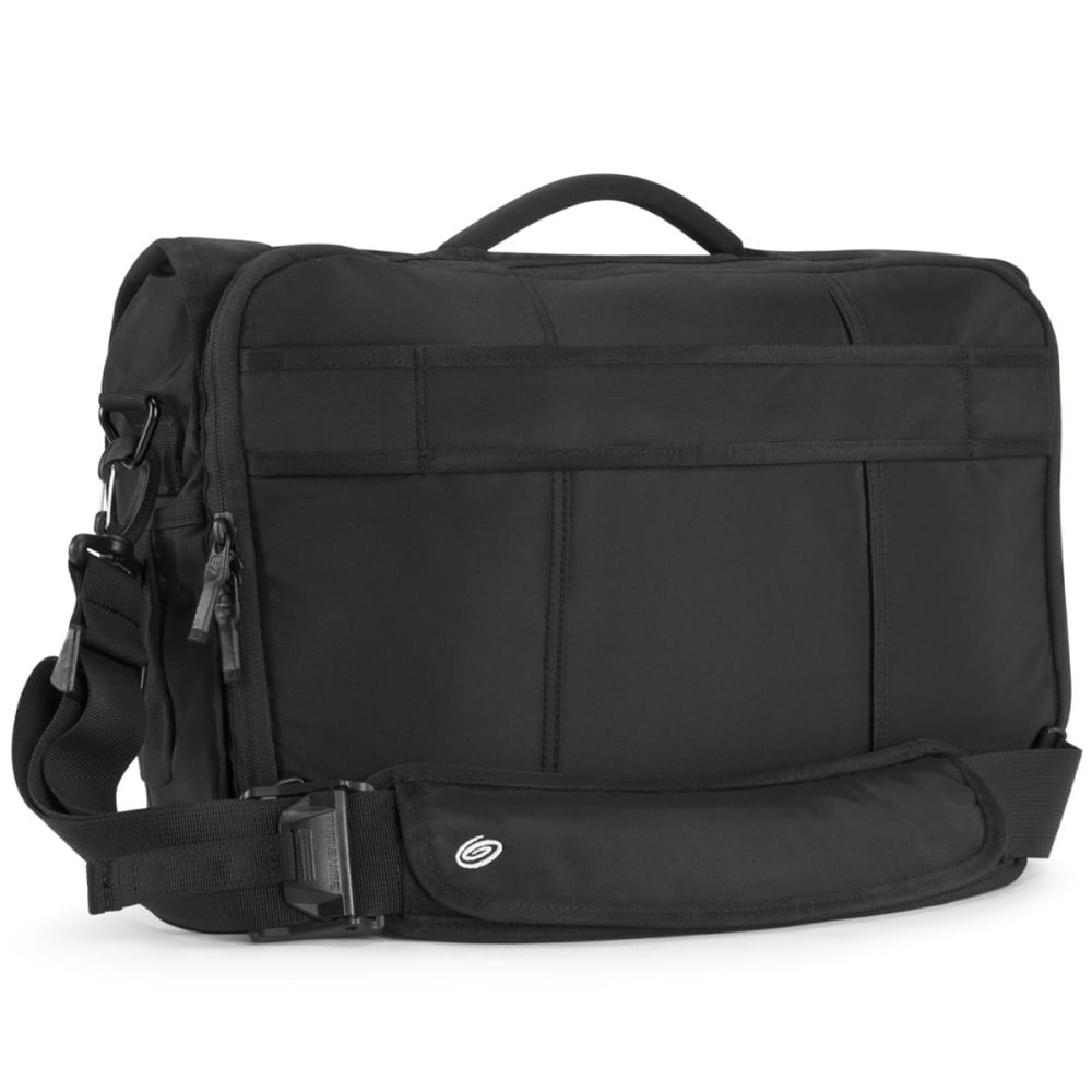 TIMBUK2 Commute Laptop Messenger Bag - BLACK
