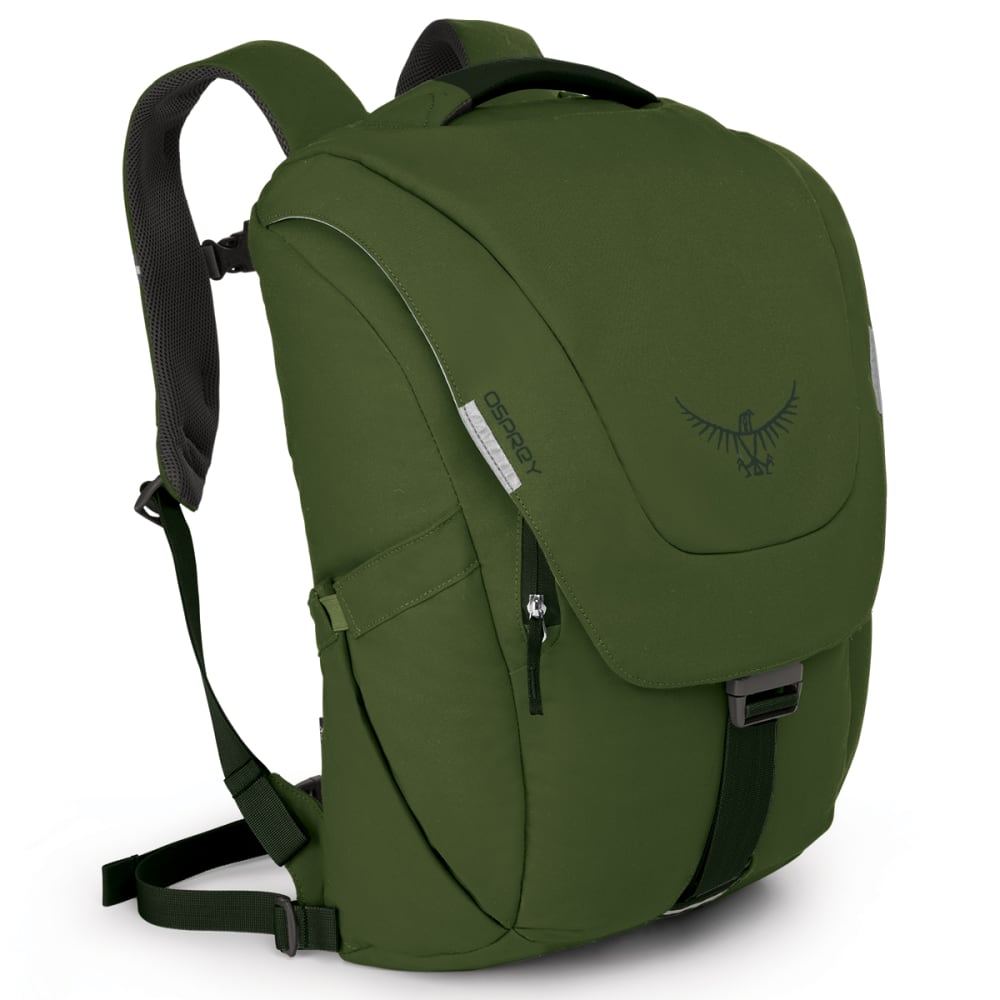 OSPREY Flap Jack Pack - PEAT GREEN