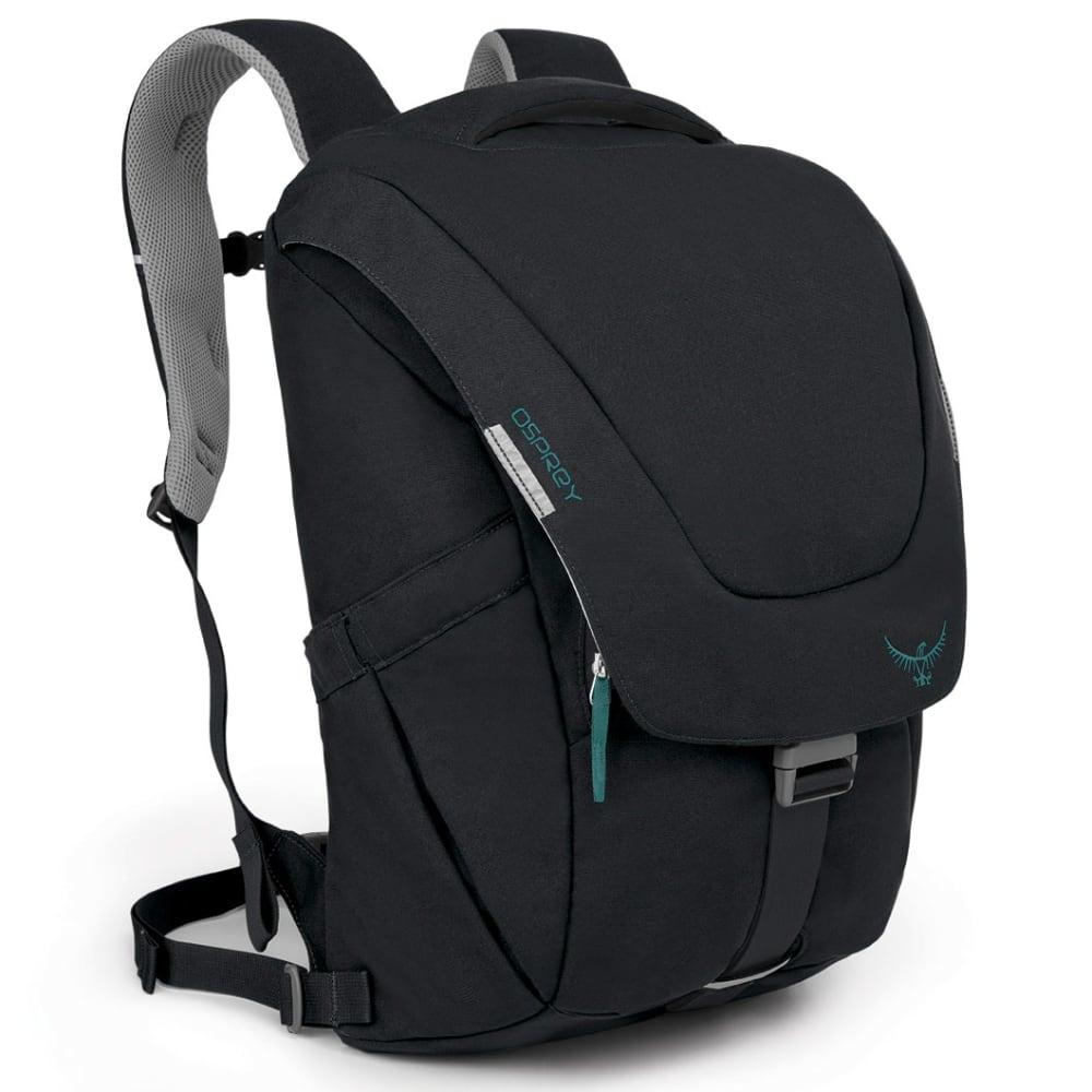 OSPREY Flap Jill Pack - BLACK