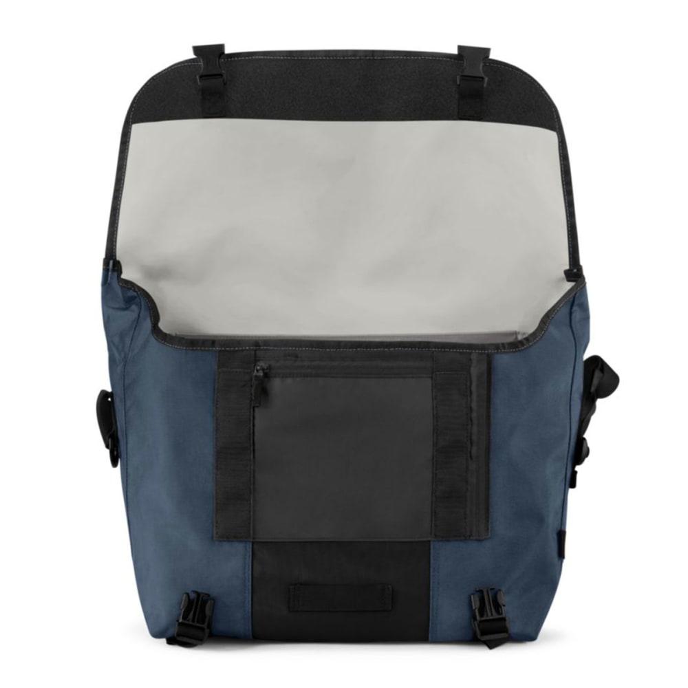 TIMBUK2 Classic Messenger Bag, Medium - DUSK BLUE/BLACK
