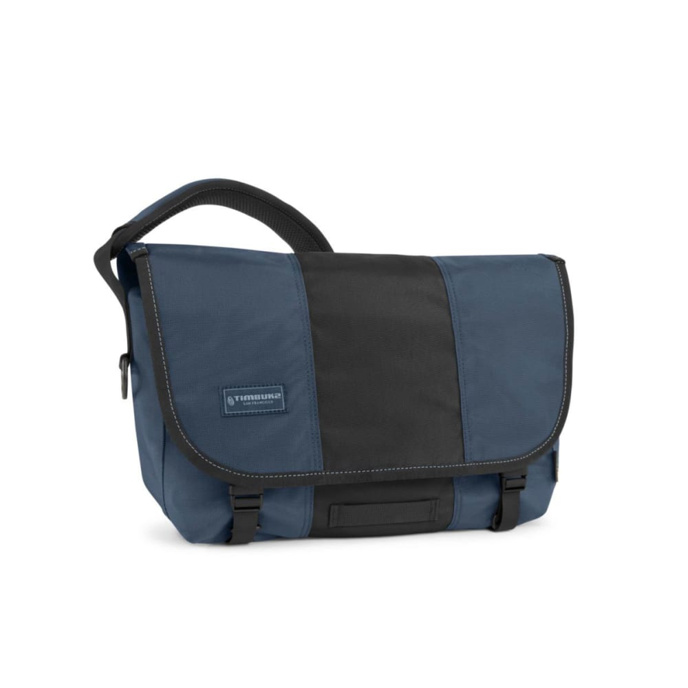 TIMBUK2 Classic Messenger Bag, Small - DUSK BLUE/BLACK