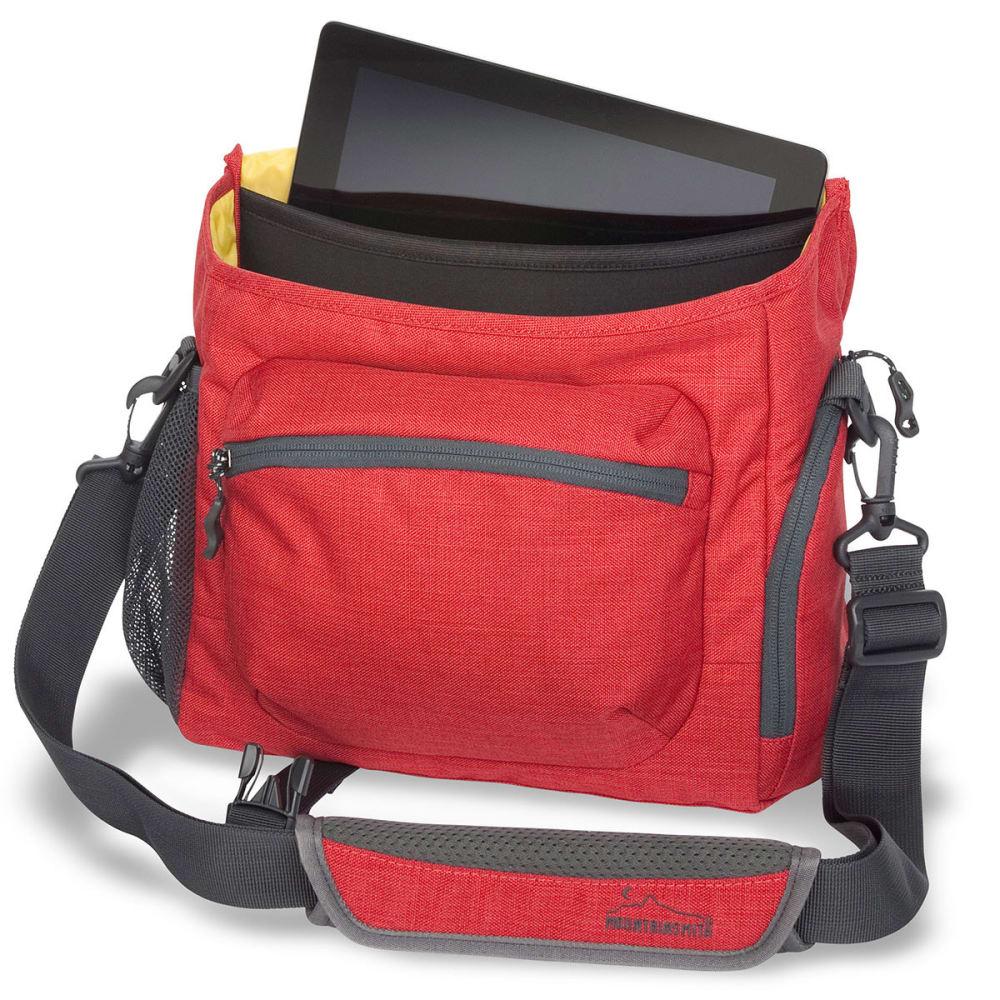 MOUNTAINSMITH Rift Messenger Bag - POMPEI RED