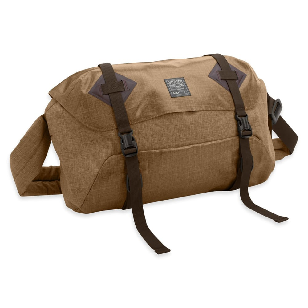 OUTDOOR RESEARCH Rangefinder Messenger Bag - COYOTE HEATH