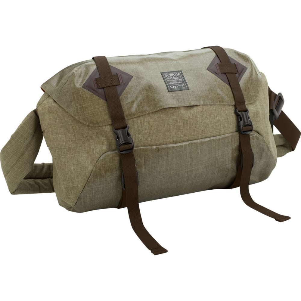 OUTDOOR RESEARCH Rangefinder Messenger Bag - EVERGREEN