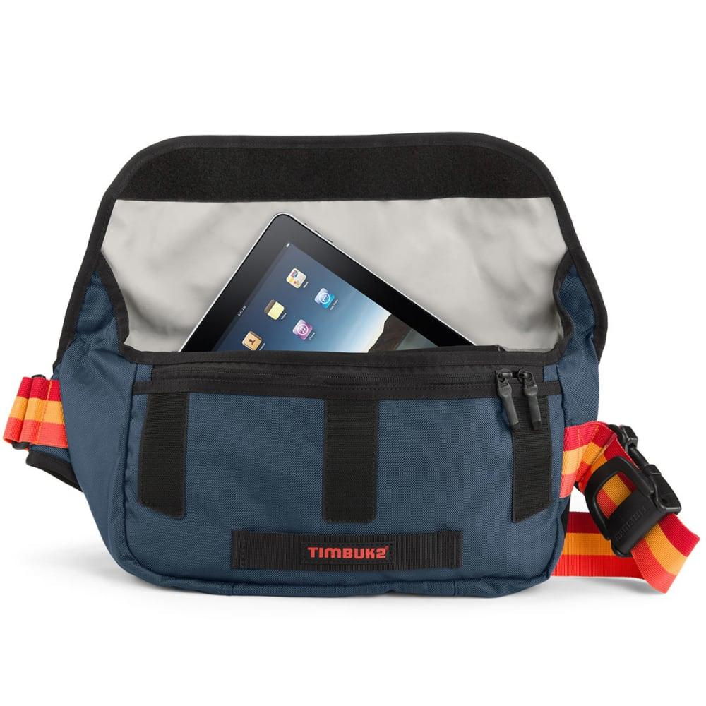 TIMBUK2 Catapult Cycling Messenger Bag, Medium - DUSK BLUE SURF STRIP