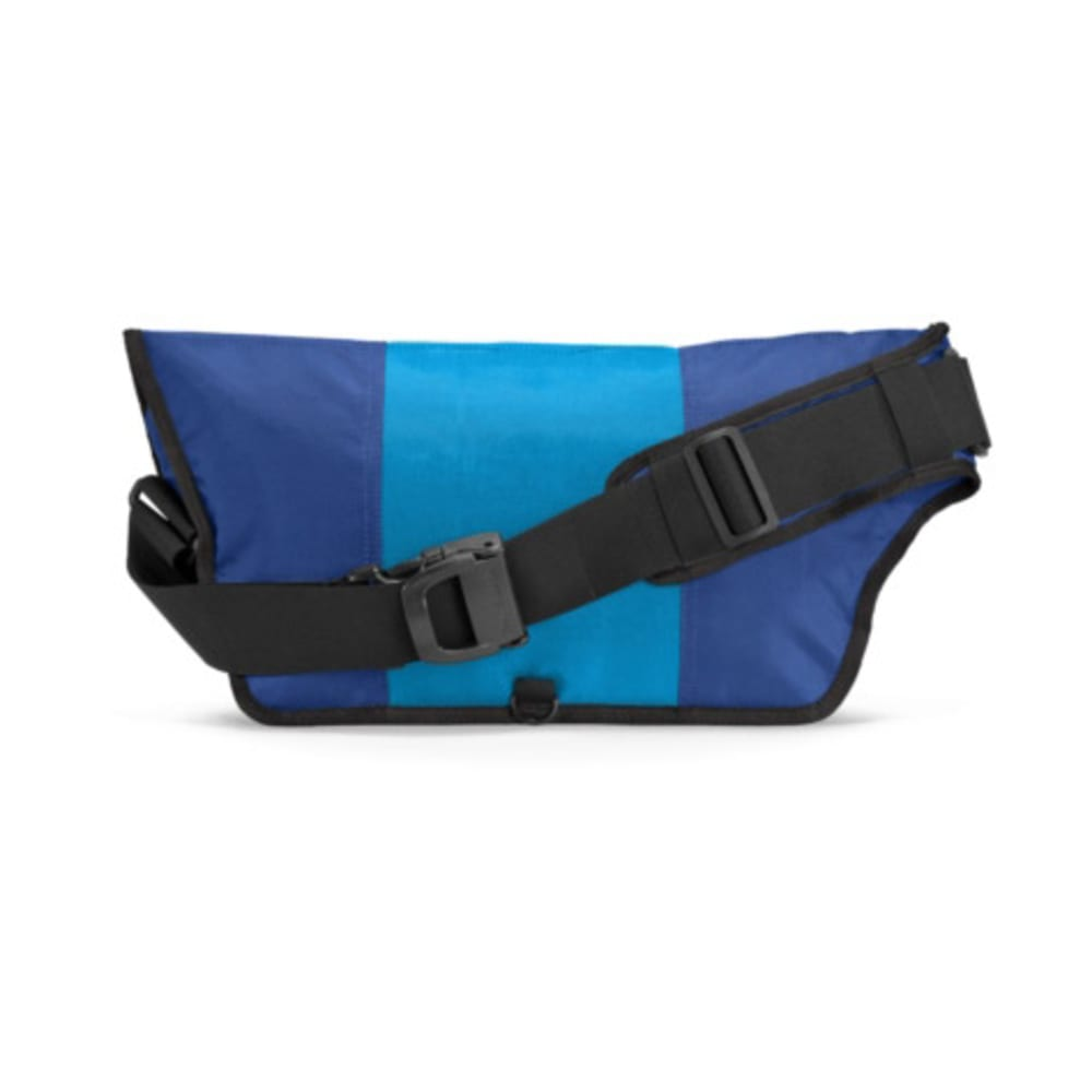 TIMBUK2 Catapult Cycling Messenger Bag, Medium - NIGHT BLUE/PACIFIC/N
