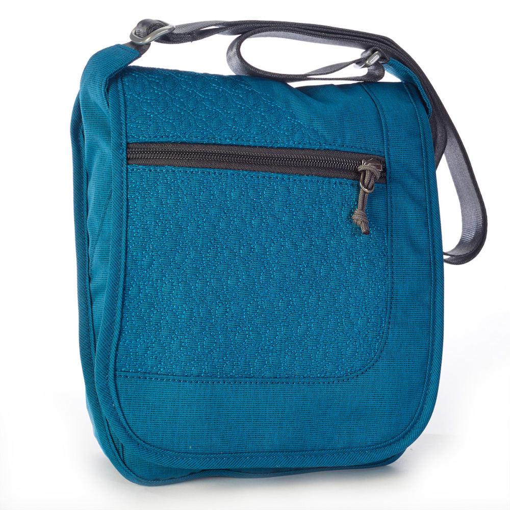 EMS® North End Shoulder Bag - PEACOCK