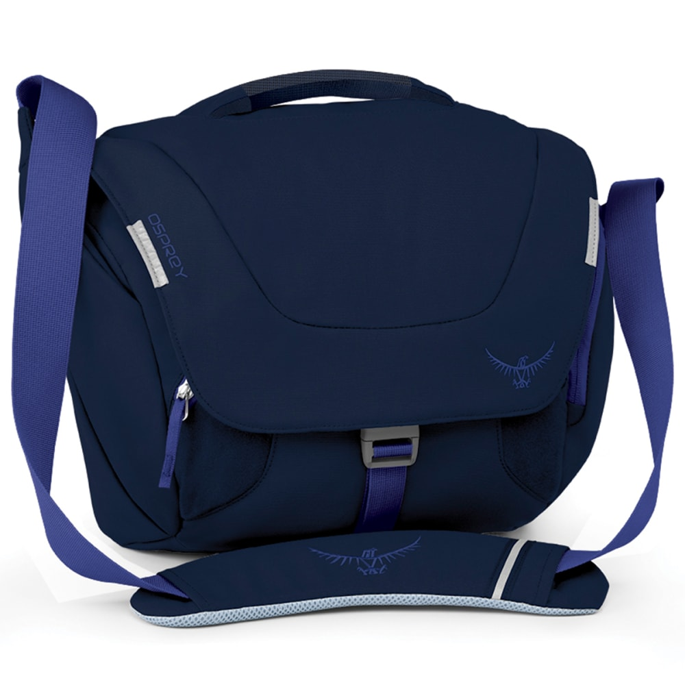 OSPREY Flap Jill Mini Shoulder Bag - TWILIGHT BLUE