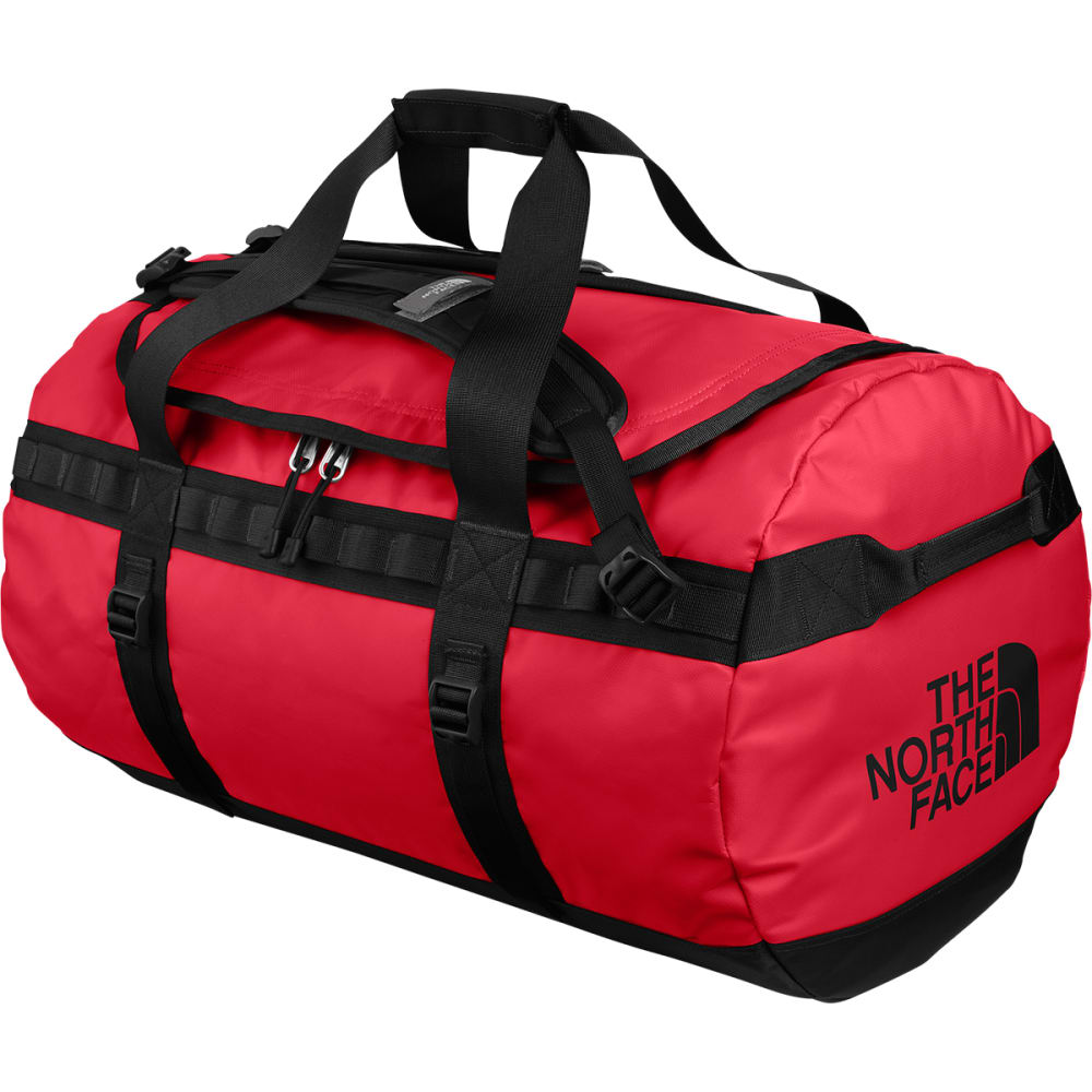 THE NORTH FACE Base Camp Duffel, Medium - RED