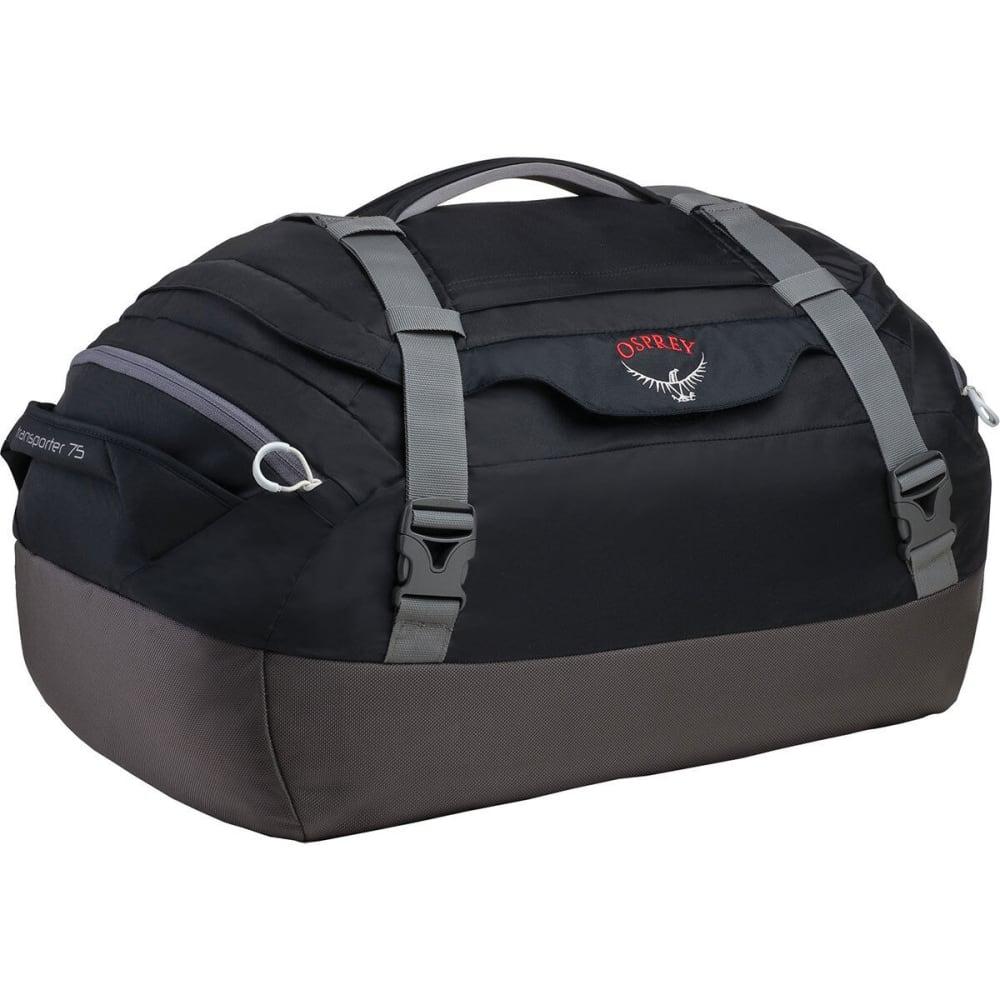 OSPREY Transporter 75 Duffel Bag - BLACK