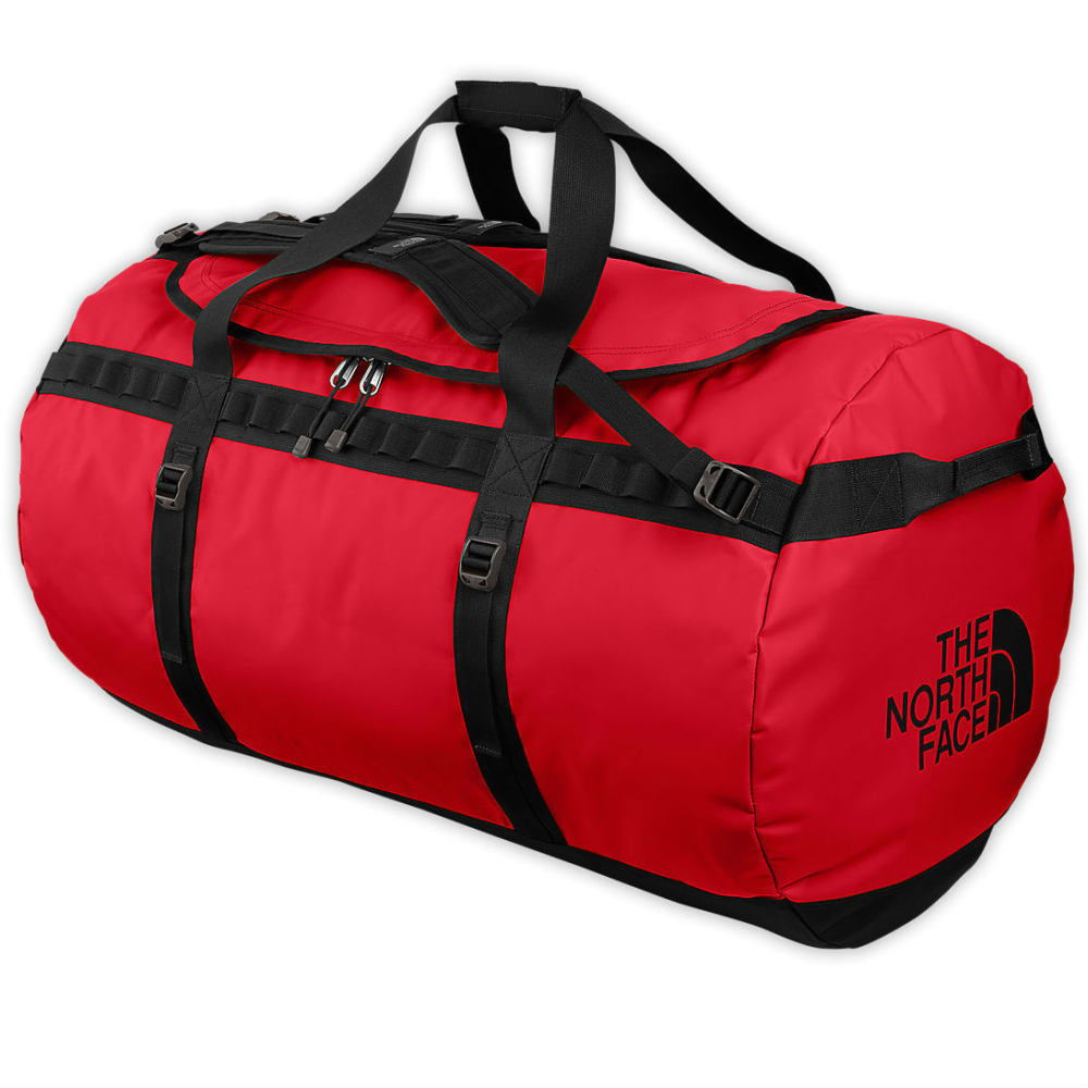 THE NORTH FACE Base Camp Duffel Bag, XL - RED