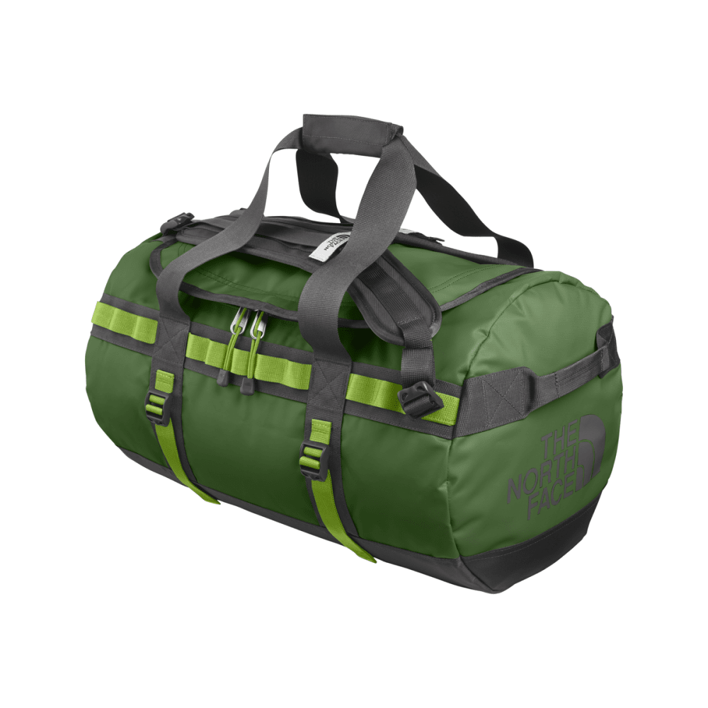 THE NORTH FACE Base Camp Duffel - IVY GREEN