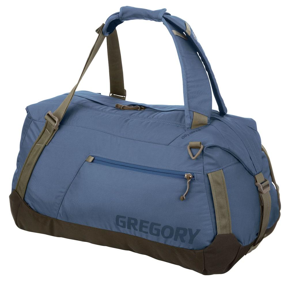 GREGORY Stash Duffel, 65 L - MEDITERRANEAN BLUE