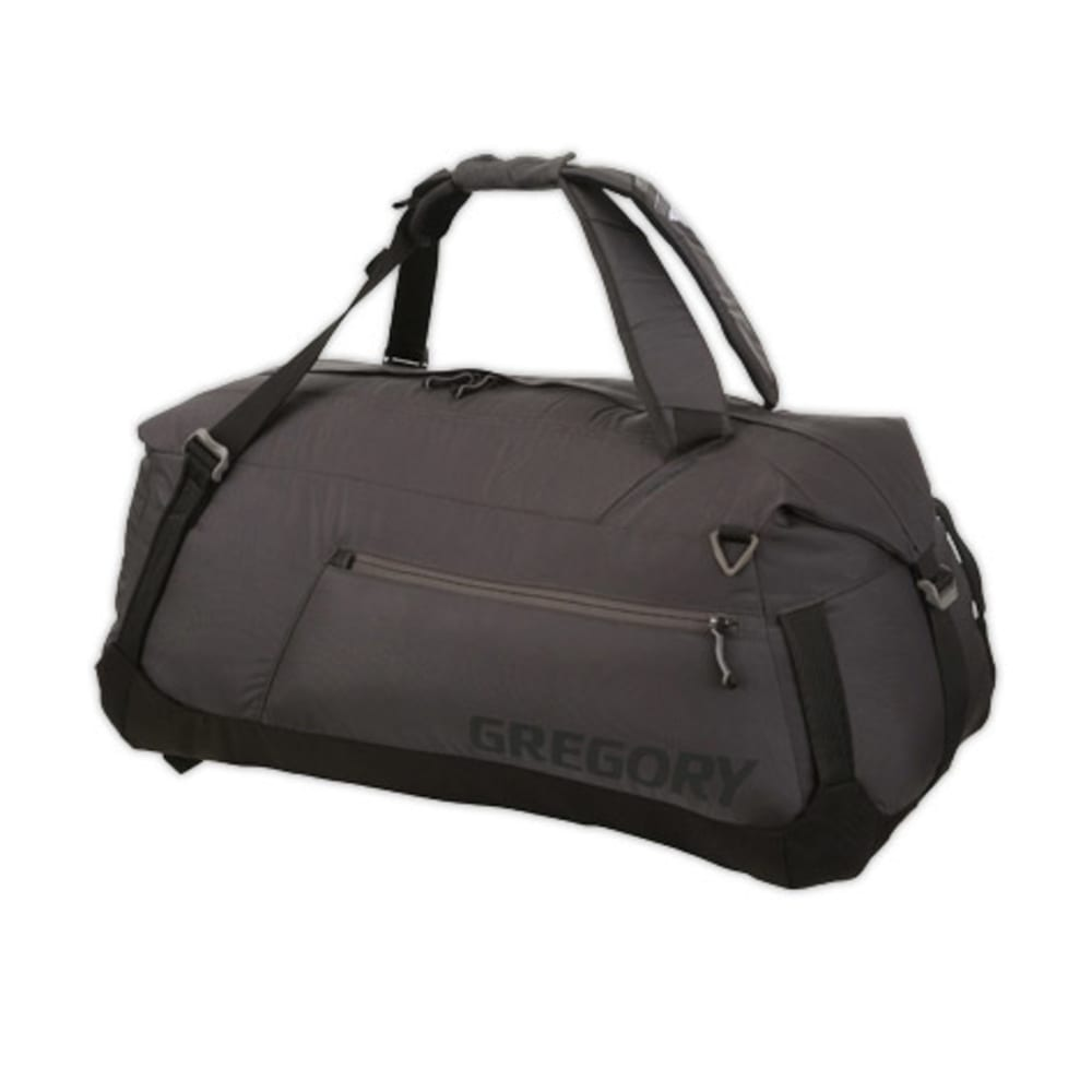GREGORY Stash Duffel, 95 L - BLACK
