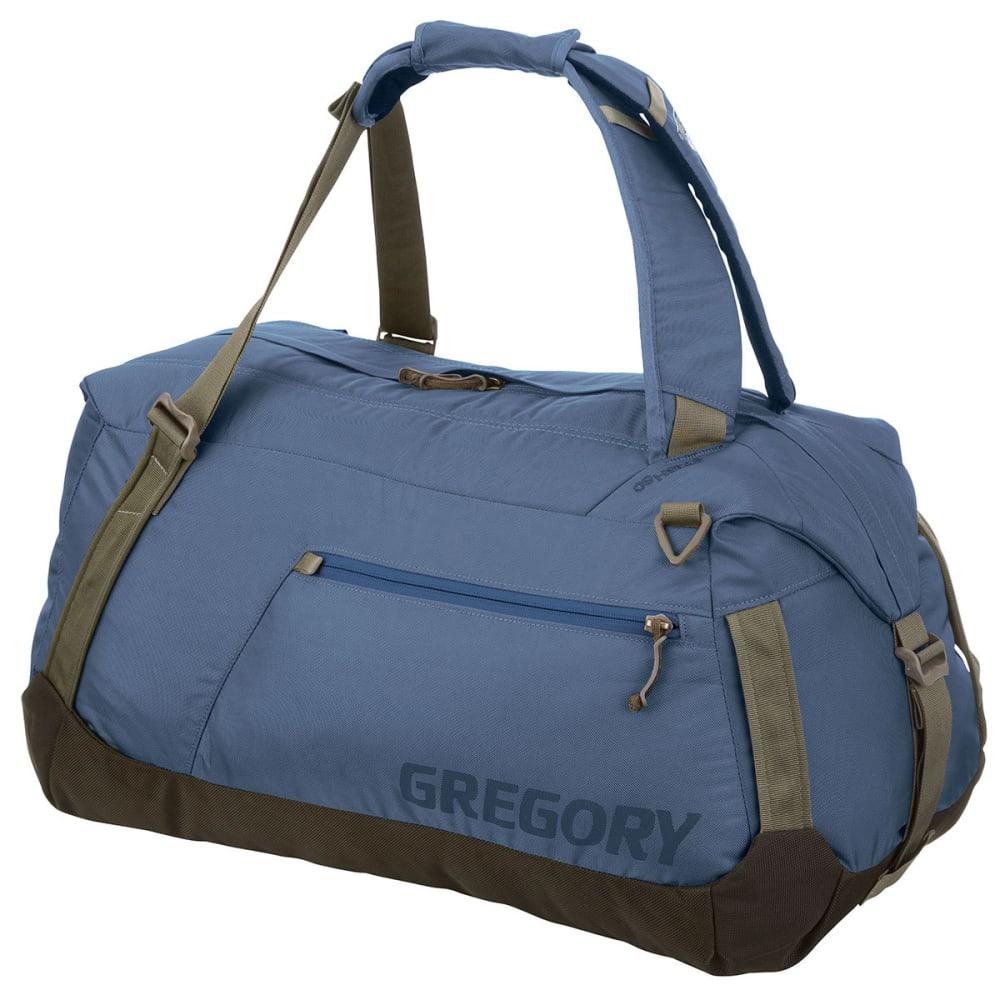GREGORY Stash Duffel, 95 L - MEDITERRANEAN BLUE