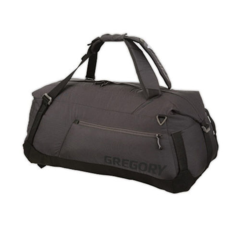 GREGORY Stash Duffel, 115 L - BLACK