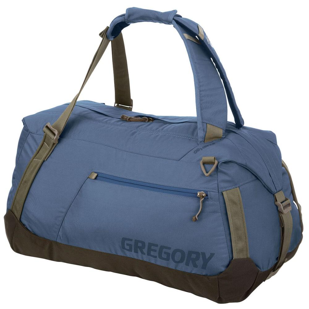 GREGORY Stash Duffel, 115 L - MEDITERRANEAN BLUE