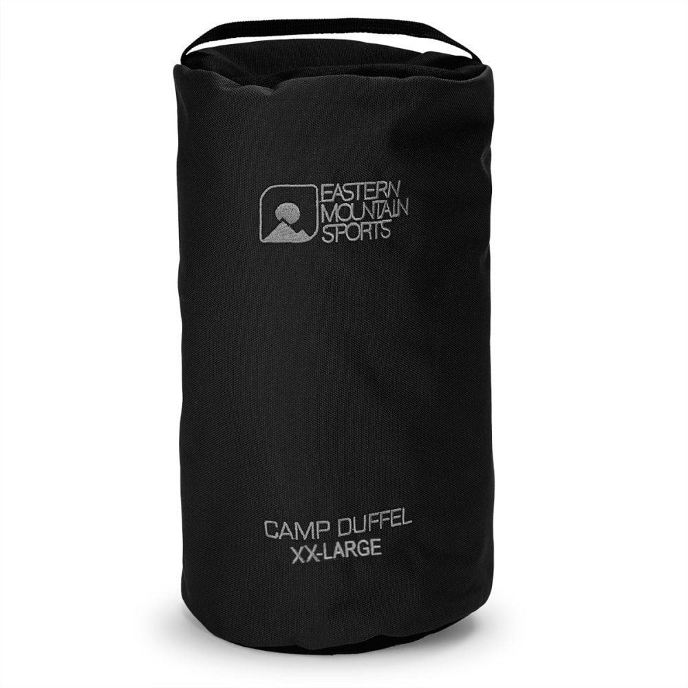 EMS® Camp Duffel, Extra Large  - JET BLACK