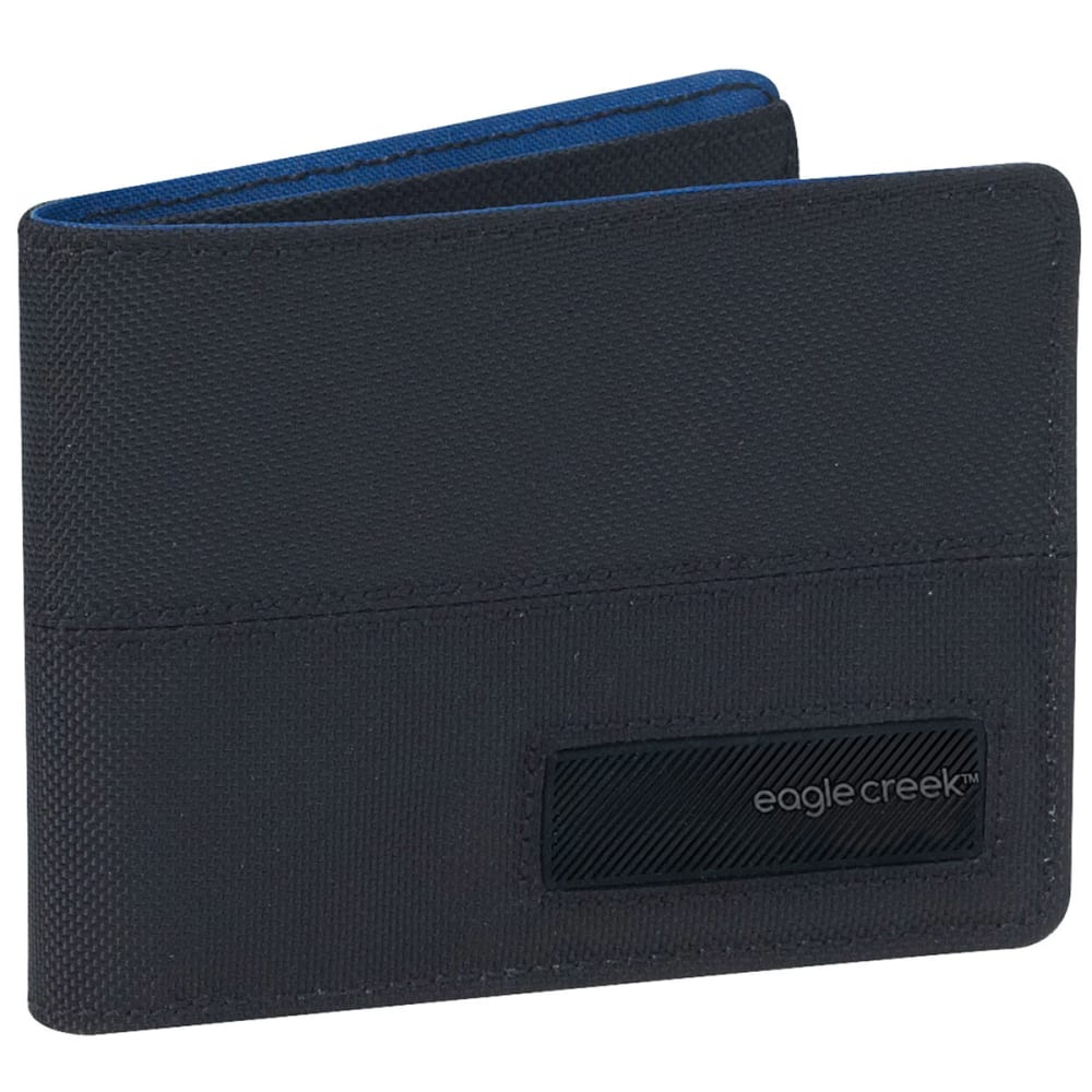 EAGLE CREEK Curbside Bi-Fold Wallet - BLACK