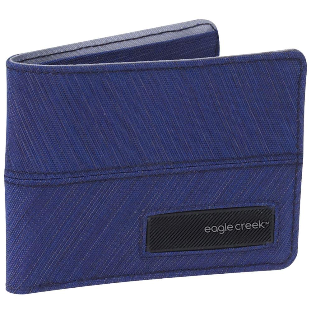 EAGLE CREEK Curbside Bi-Fold Wallet - BLUE