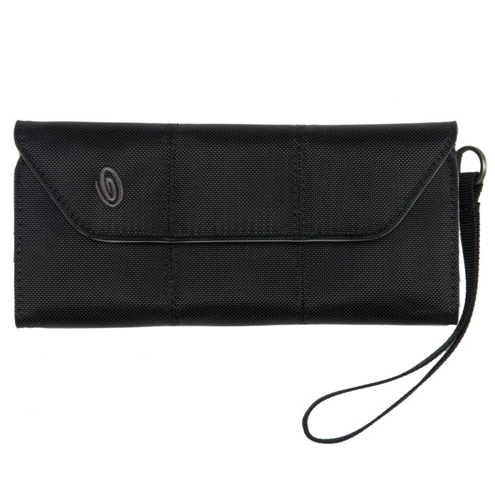 TIMBUK2 Women's Skinny Wallet - BLACK