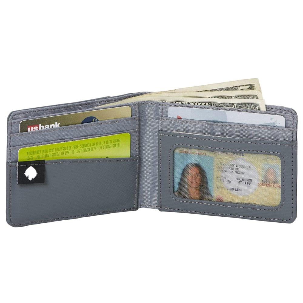 EAGLE CREEK Bi-Fold Wallet - BLACK