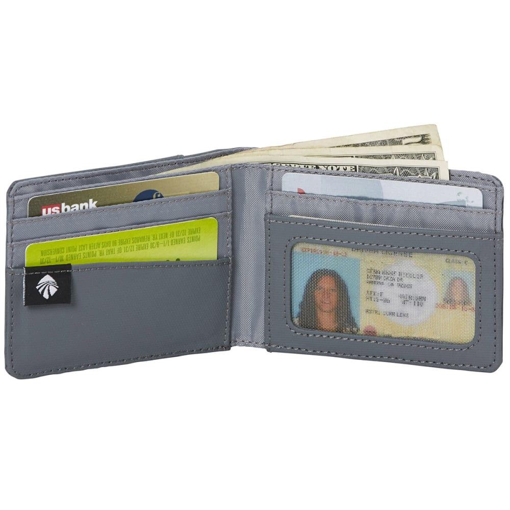 EAGLE CREEK Bi-Fold Wallet - STONE GREY