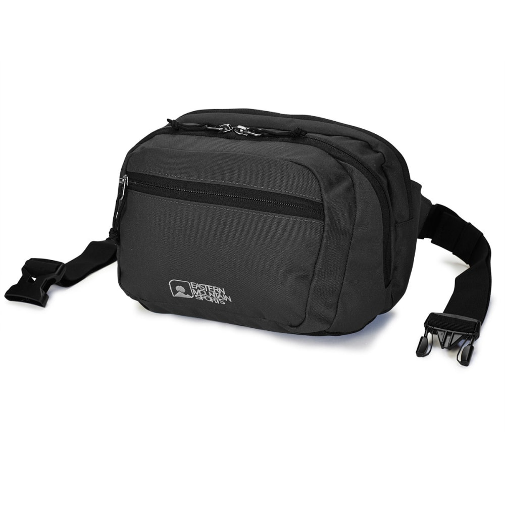 EMS® Travel Waist Pack, Large  - JET BLACK