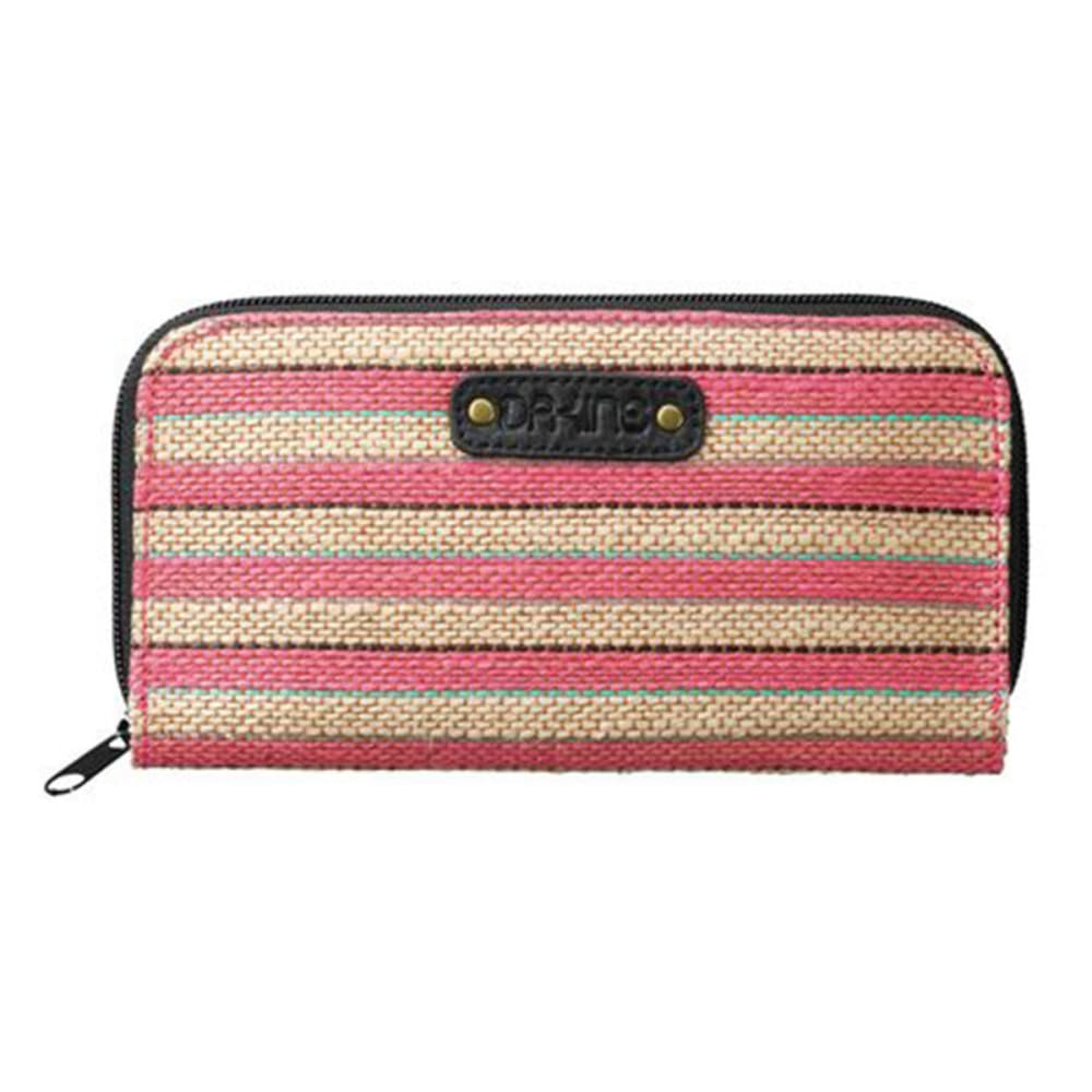 DAKINE Women's Lumen Wallet - HONEYSUCKLE