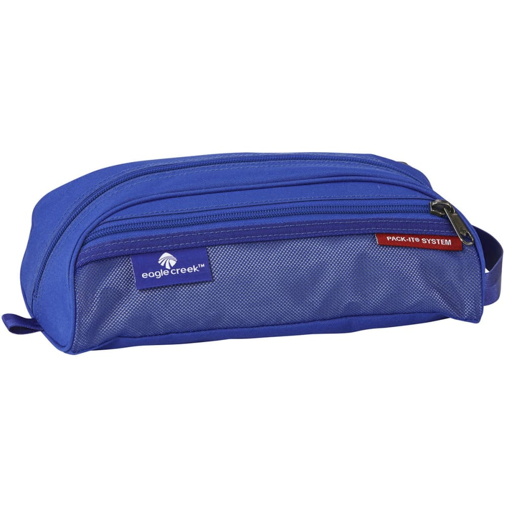 EAGLE CREEK Pack-It Quick Trip Toiletry Bag - BLUE SEA