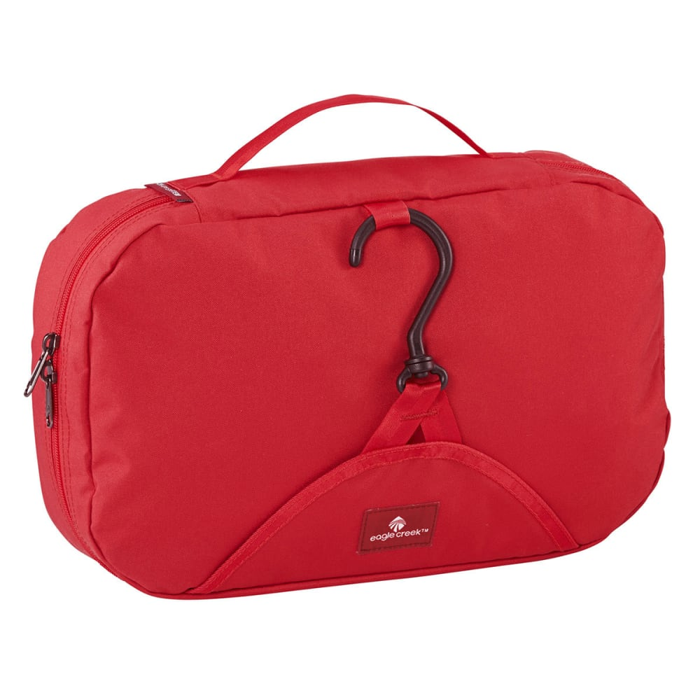 EAGLE CREEK Pack-It Wallaby Toiletry Kit - RED FIRE