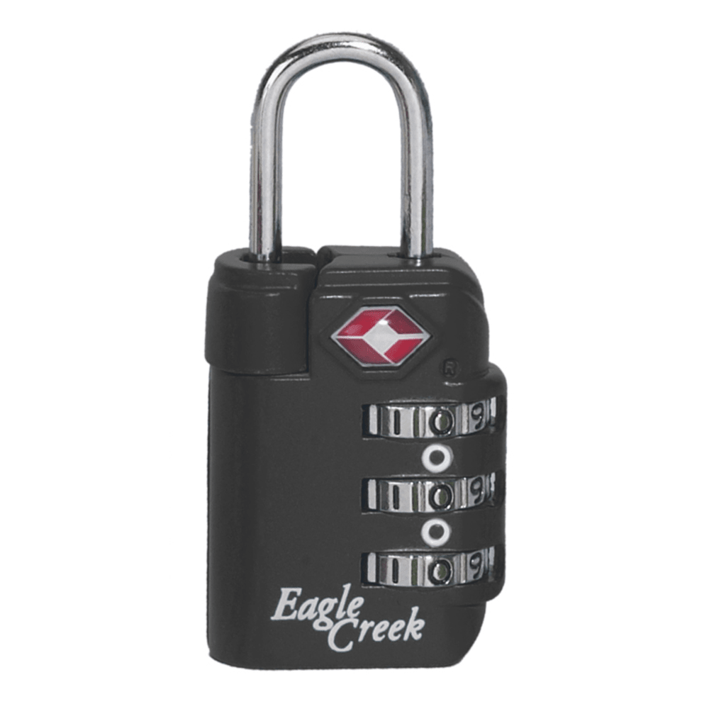 EAGLE CREEK TSA Travel Safe Lock - GRAPHITE