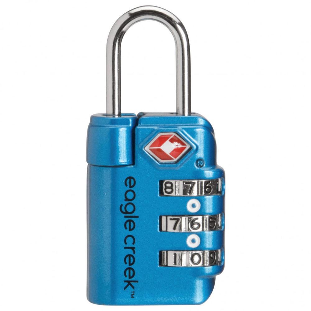 EAGLE CREEK TSA Travel Safe Lock - BRILLIANT BLUE