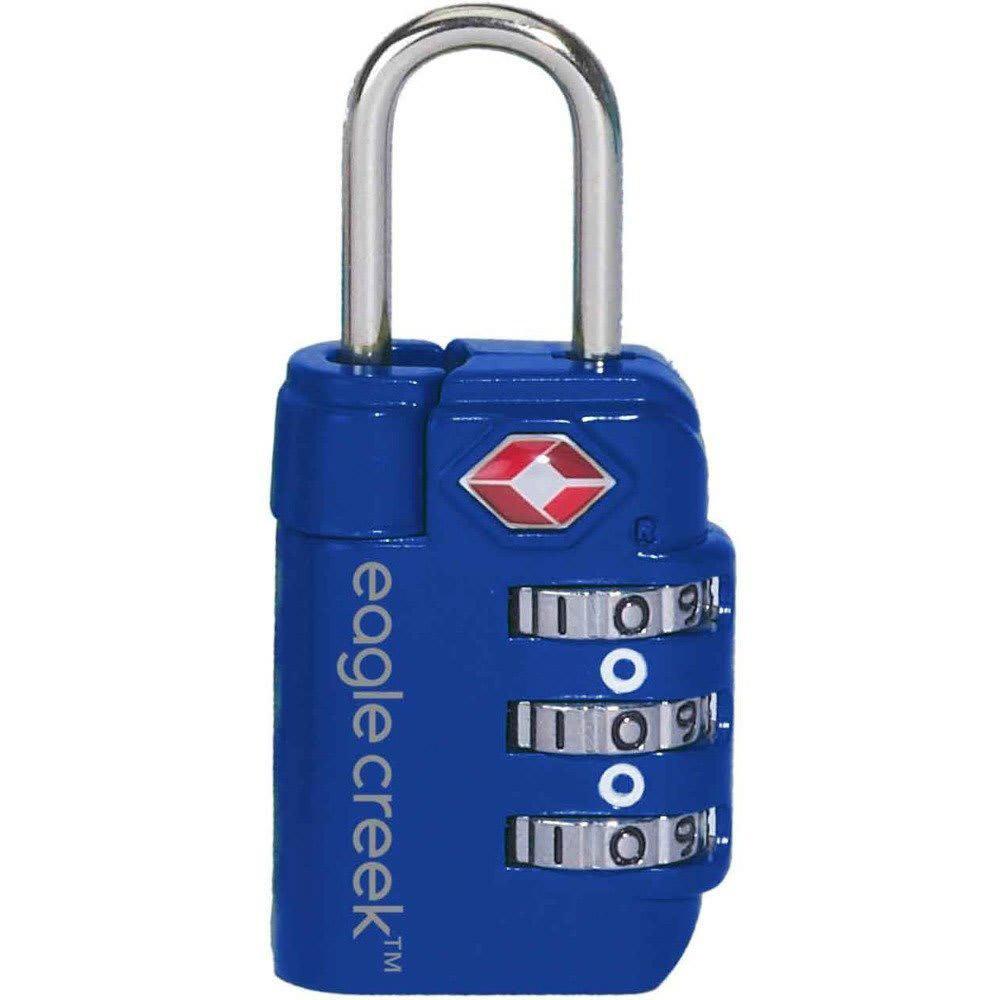 EAGLE CREEK TSA Travel Safe Lock - PACIFIC BLUE