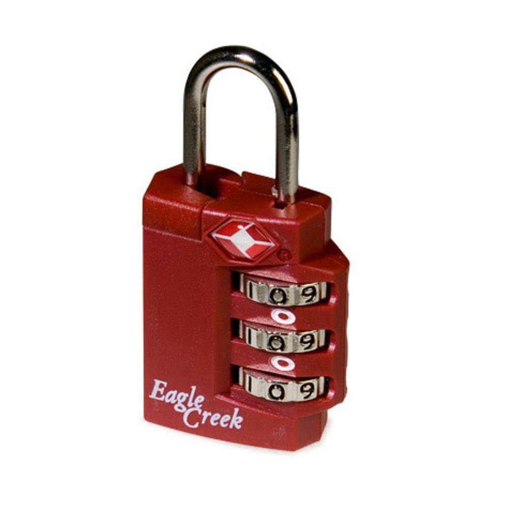 EAGLE CREEK TSA Superlight Lock - CHERRY