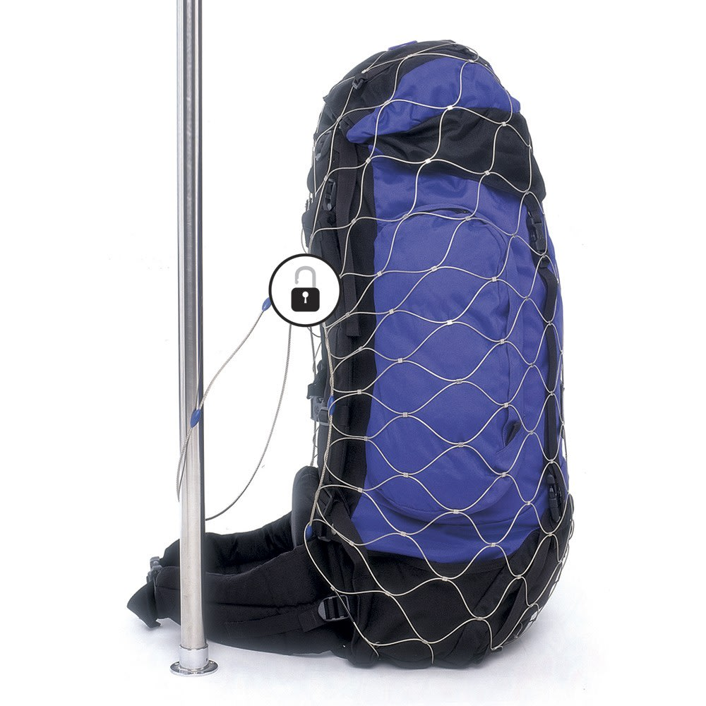 PACSAFE Backpack and Bag Protector, 85 L - NONE