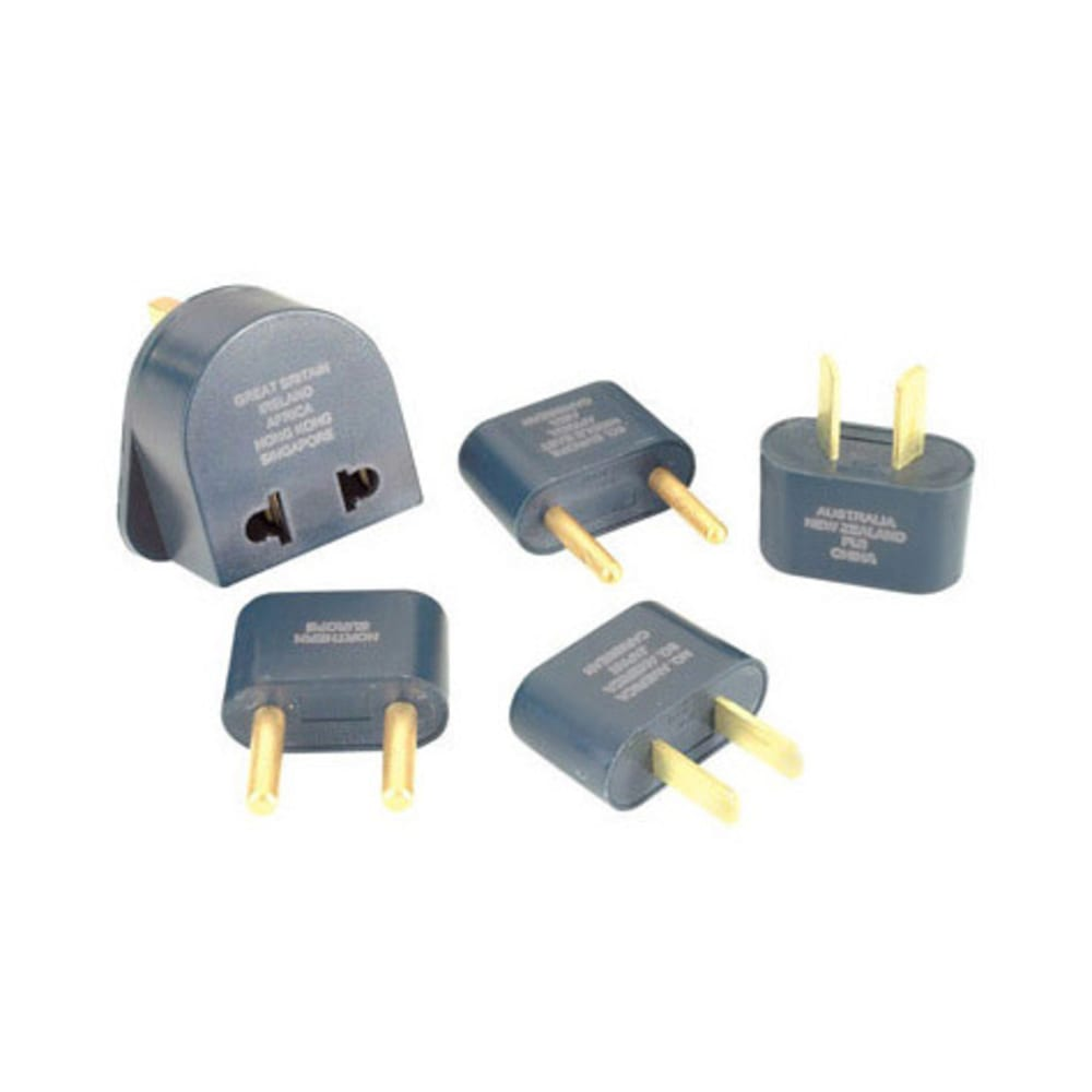EAGLE CREEK 5-Piece Adapter Set  - NONE