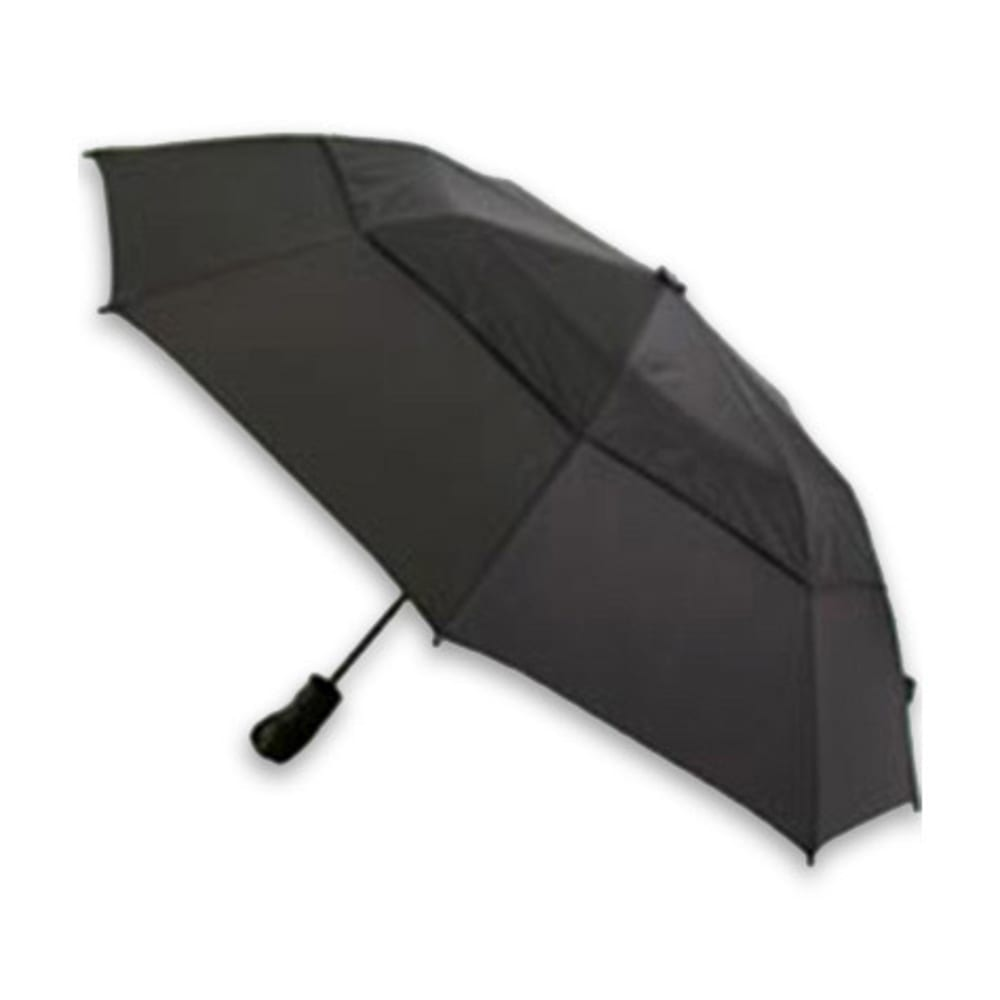 SHED RAIN Windjammer Jumbo Umbrella - BLACK