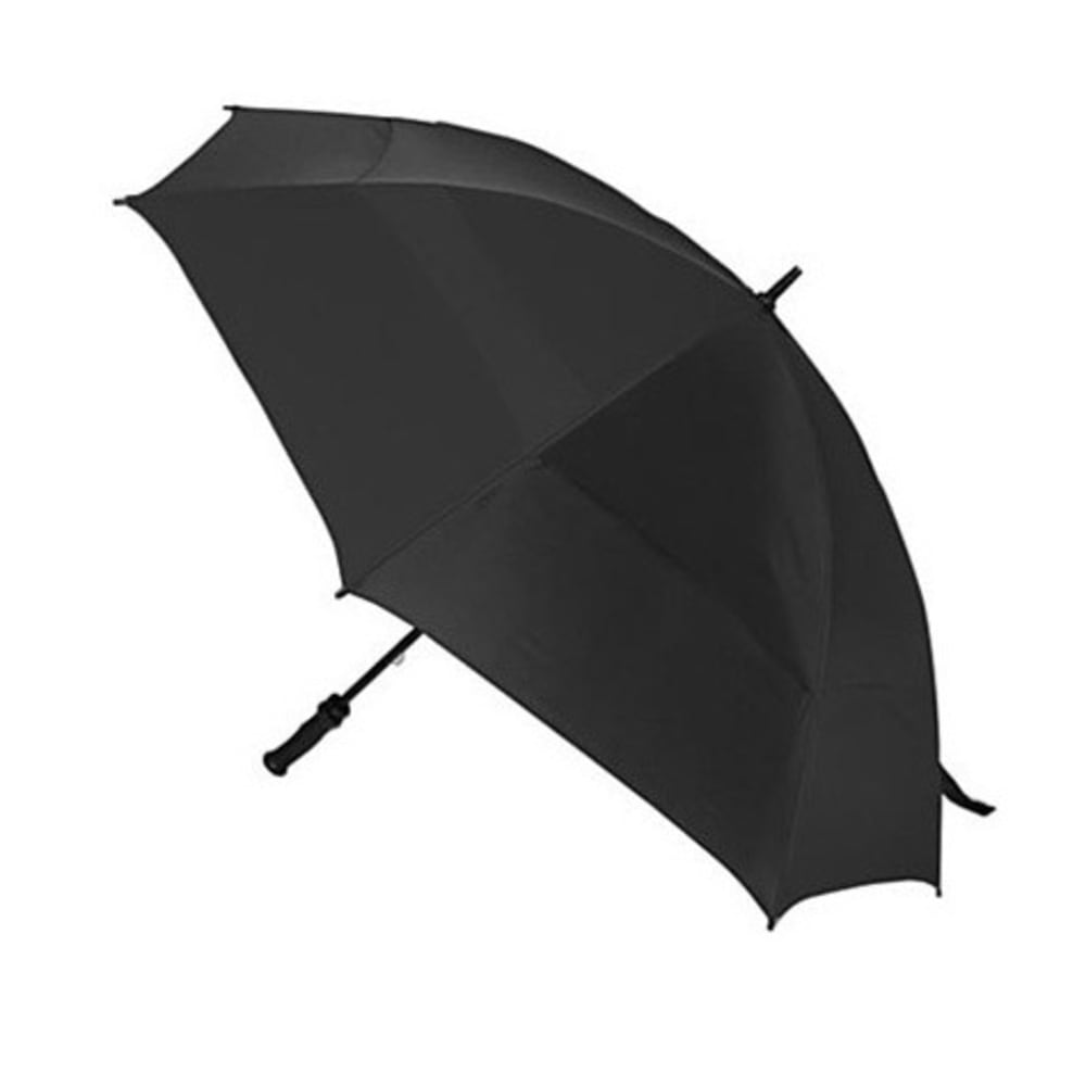 SHED RAIN Windjammer Umbrella - BLACK