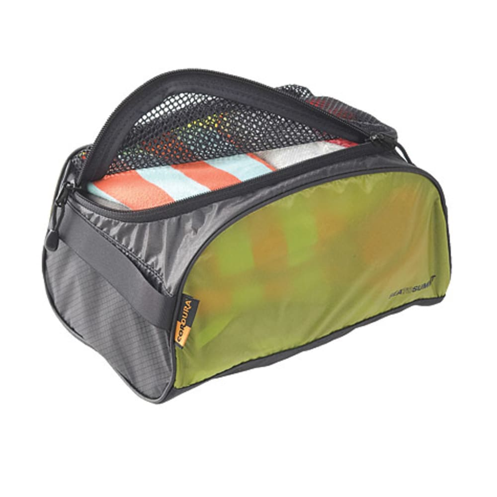 SEA TO SUMMIT Travelling Light Packing Cell, Small - LIME