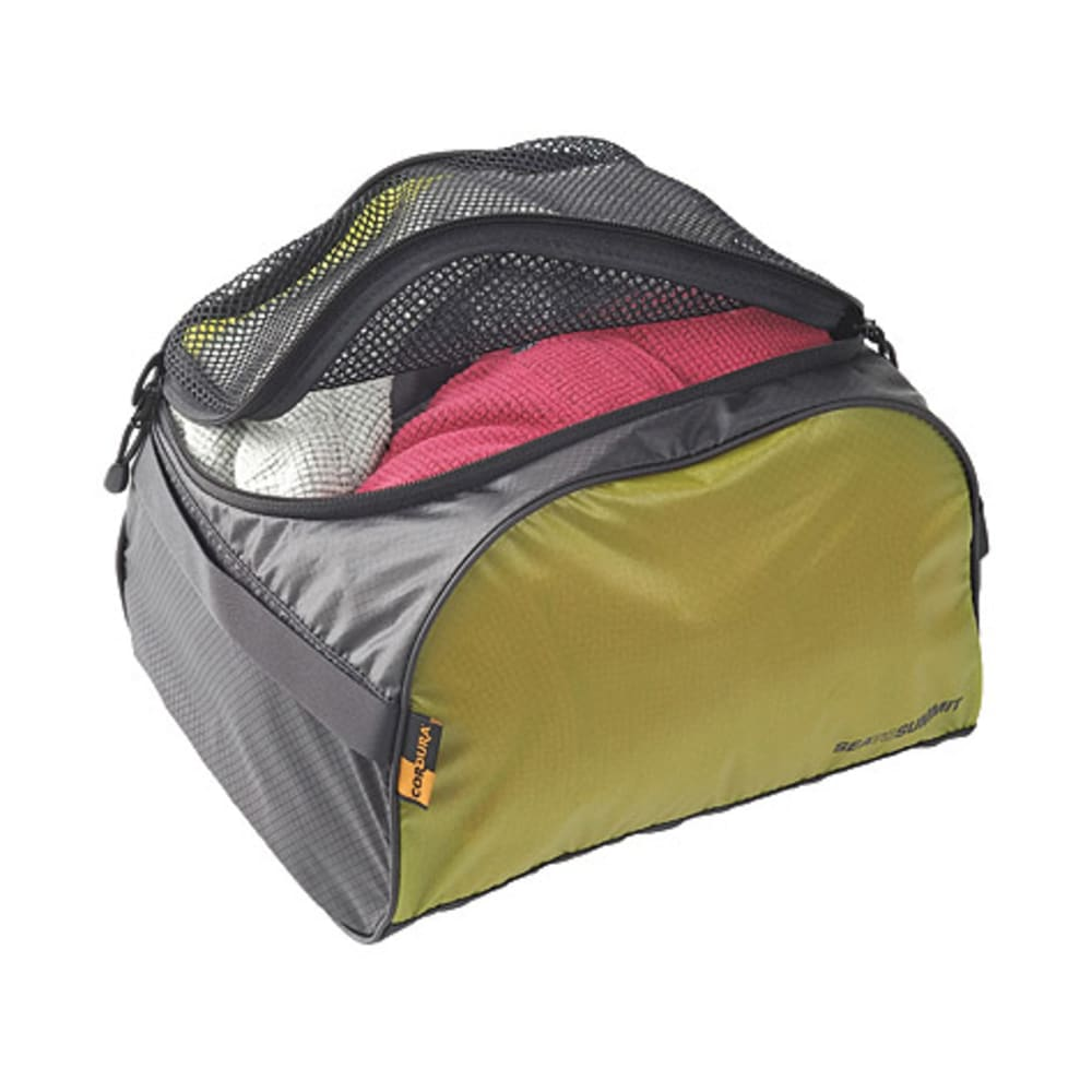 SEA TO SUMMIT Travelling Light Packing Cell, Medium - LIME