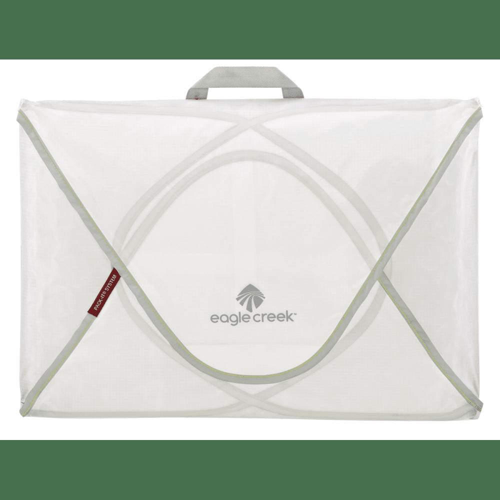 EAGLE CREEK Pack-It Specter Folder 18 - WHITE/STROBE GREEN