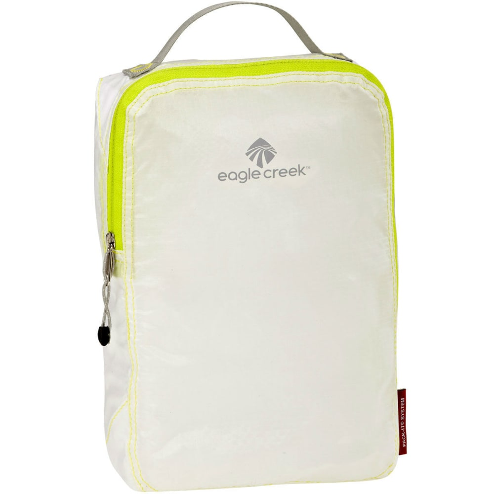 EAGLE CREEK Pack-It Specter Cube - WHITE/STROBE GREEN