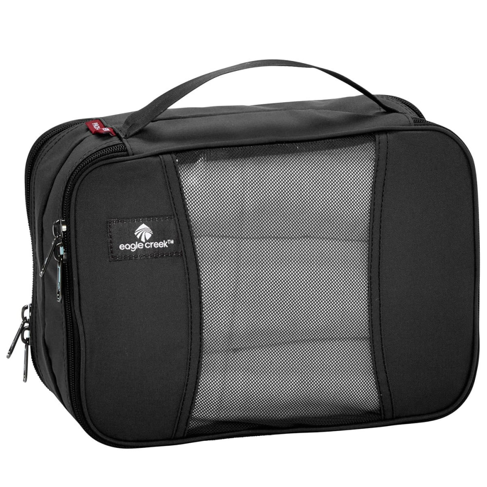EAGLE CREEK Pack-It Clean Dirty Half Cube?? - BLACK